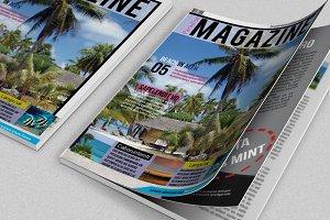 Magazine Paradise Template