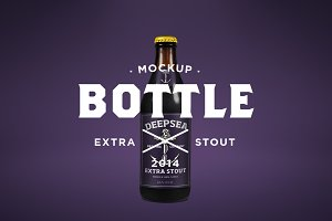 Extra Stout Mock-Up