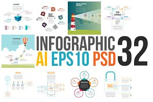 Infographic Set 32