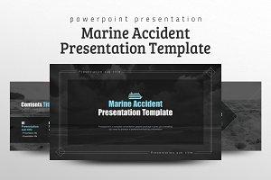 Marine Accident Presentation