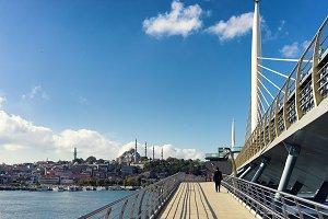 Istanbul. Golden Horn