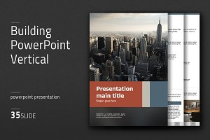 Building Powerpoint Vertical