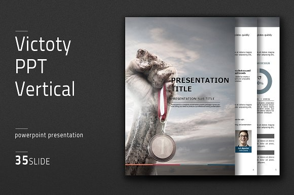 Victoty PPT Vertical
