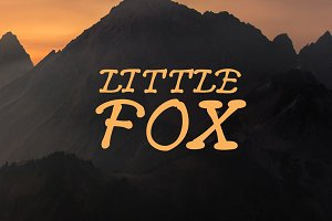 Little Fox Font