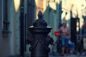 Street. Riga. Latvia
