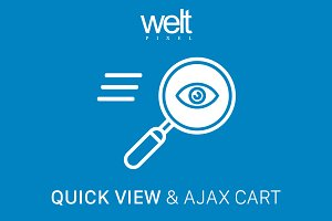 Quick View and Ajax Cart Magento 2