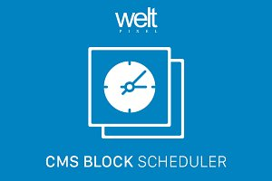CMS Block Scheduler Magento 2