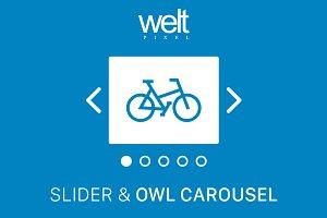 Banner Slider OWL Carousel Magento 2