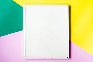 frame pastel
