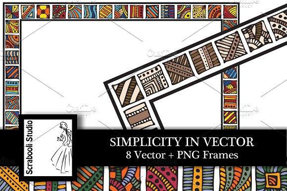 Simplicity in Vector