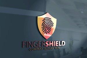 Finger Shield Logo