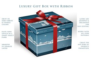 Luxury Gift or Cake Box