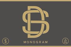 DS Monogram SD Monogram