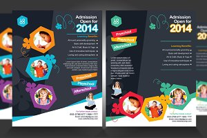 Junior School Promotion Flyers