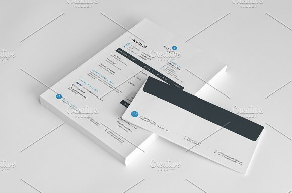 Nouvelle Corporate Stationery V4 in Templates - product preview 1