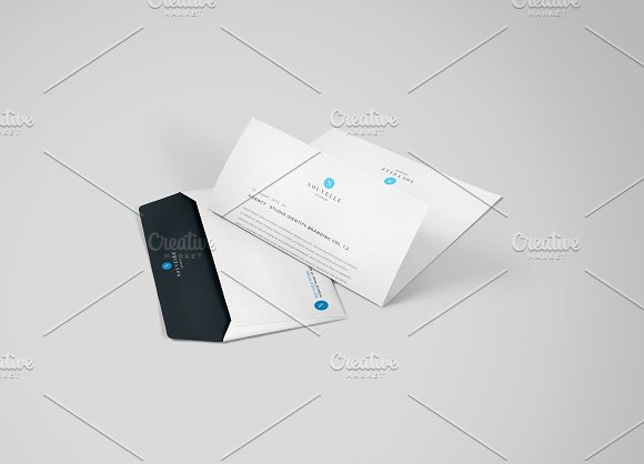 Nouvelle Corporate Stationery V4 in Templates - product preview 2