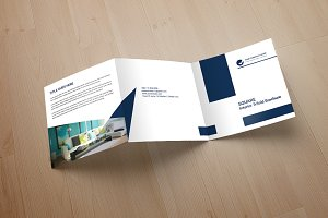 Square Interior Brochure