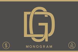 DG Monogram GD Monogram