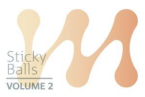 Sticky Balls | Vol. 2
