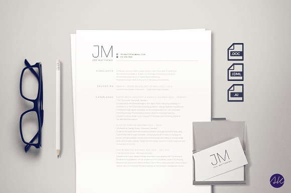 minimalist resume template resumes. Resume Example. Resume CV Cover Letter
