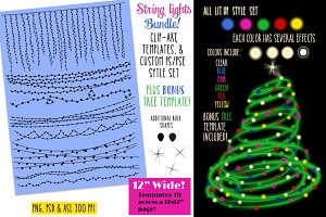 String Lights Bundle + Bonus!