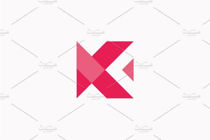 Letter k symbol photos graphics fonts themes templates letter k logo spiritdancerdesigns Images