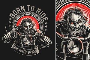 Vector Riders