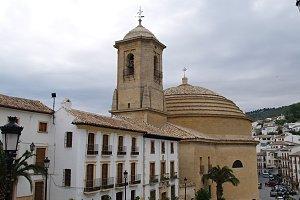Montefrío village, Southern Spain