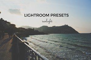 SUNLIGHT PRESETS