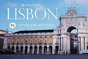 Lisbon Cityscape Actions
