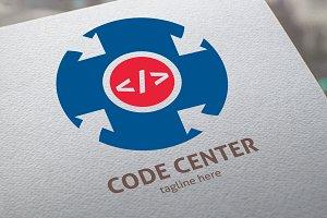 Code Center Logo
