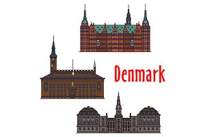 Buildings and landmarks of Denmark