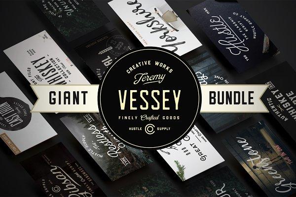 Giant Bundle | 56 Fonts