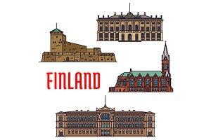 Landmarks of Finland