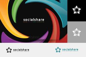 Social Share Logo