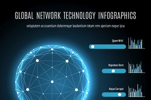 Global network connectio