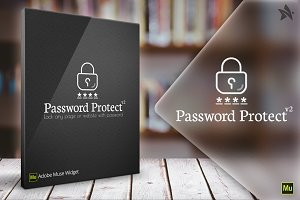 Password Protect v2- Adobe Muse