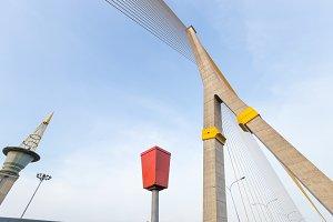 Rama VIII bridge.