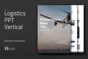 Logistics PPT Vertical