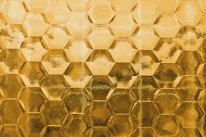 Beehive Hexagon Texture
