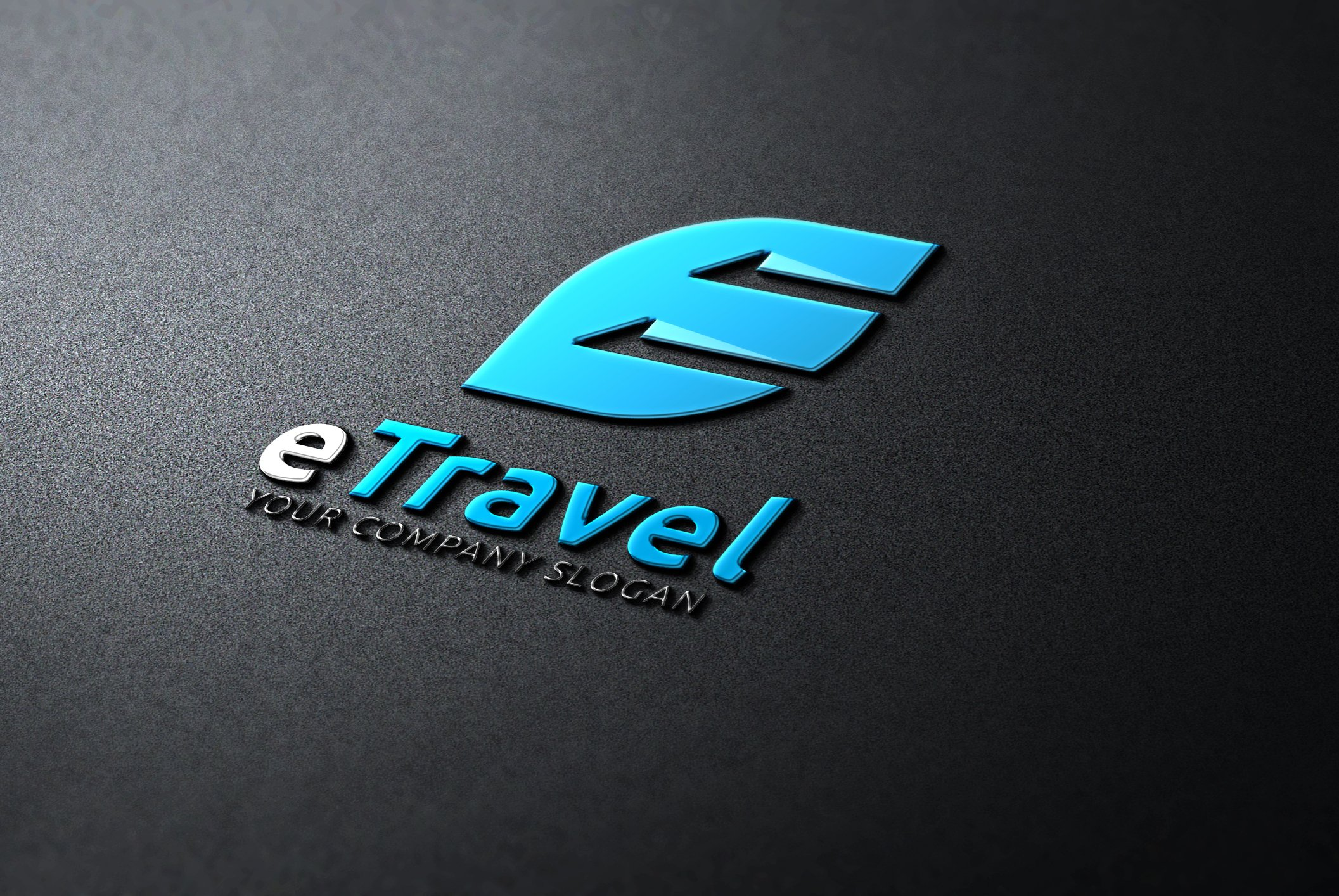 Travel Agency Logo  Creative Illustrator Templates ~ Creative Market