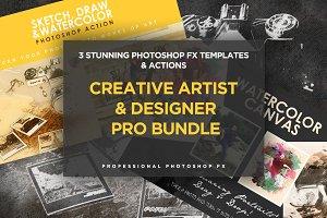 Creative Artist & Designer Bundle