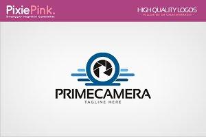 Prime Camera Logo Template
