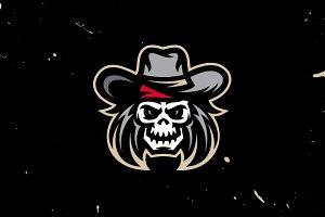 Bandits Mascot Template