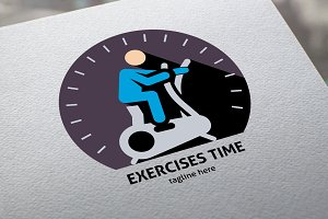 Exercises Time Logo