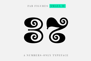 Fab Figures Small D