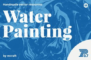 Water Painting Texture Pack 0.7