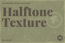 Halftone Texture Pack 12