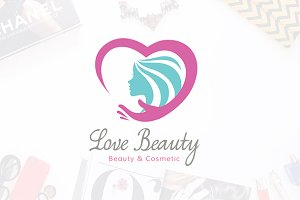Love Beauty Logo