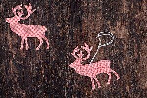 Deer Christmas Decoration